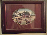 Country Scene Painting