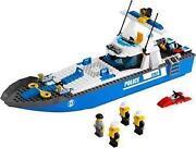 Lego Polizeiboot
