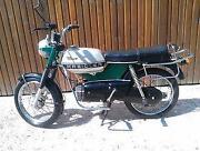 Oldtimer Moped