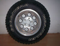 WANTED goodyear wrangler or BFgoodwrench