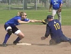 Adult Recreational Co-ed Slo-Pitch - Team Spots Open