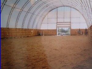 indoor and outdoor board for your horse - indoor arena
