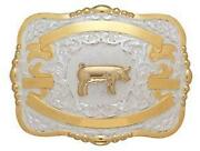 Boys Western Belt Buckle