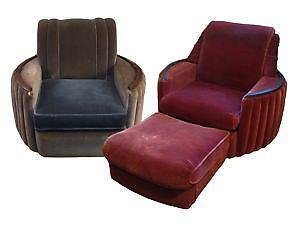 vintage art deco furniture