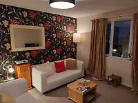 Quiet 3 bedroom flat 3 miles from Cop26 on main transport route
