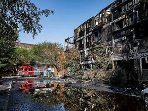 Looking For New Place After Fire Left Us Homeless