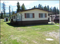 1200 Sq Foot Modular for Rent in Elkford BC