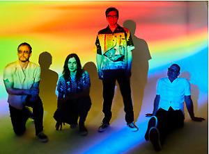 Weezer Pixies Wombats Lawn GA Ticket Budweiser Stage July 14
