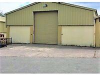 Secure Storage Unit to Let (Not for Workshop use)