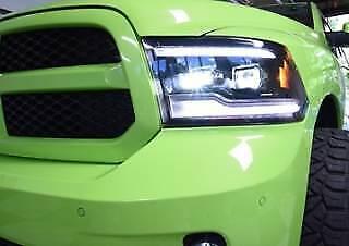 Morimoto XB LED Headlight Assembly Plug & Play 09-18 Dodge Ram 1500 2500 3500