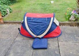 Travel cot/tent