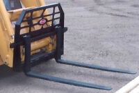 NEW WALCO PALLET FORKS