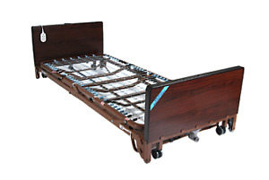 Hospital Bed - Drive Full Electric