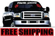 Powerstroke Decal