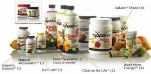 Isagenix programs for your health