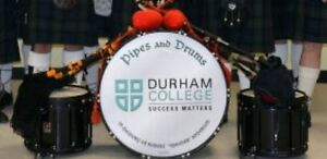 Durham College Pipes and Drums is looking for a Bass Drummer!