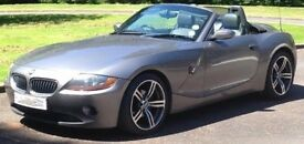 2003 BMW Z4 Roadster (2.5l petrol)