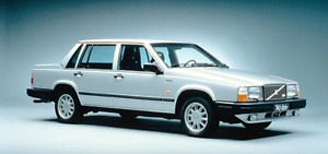 LOOKING for Volvo 740 or 240