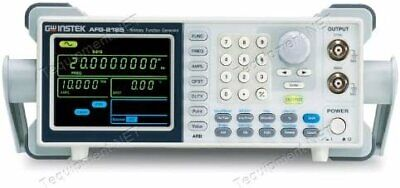 Instek Afg-2125 25mhz Arbitrary Function Generator With Frequency Counter Sweep