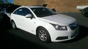 2010 Holden Cruze CD Sedan Turbo Diesel Uralla Uralla Area Preview