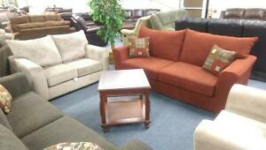 Brand new sofa and loveseat $898 only FREE DELIVERY+SETUP Regina Regina Area image 4