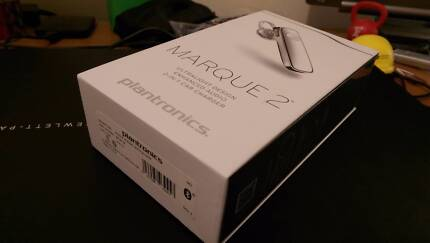 The Plantronics Marque 2™  Lightest 7 grams Hands free Almost new