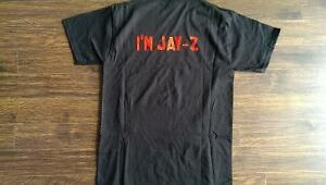 Jay-Z T-Shirt BRAND NEW, Black, Size M