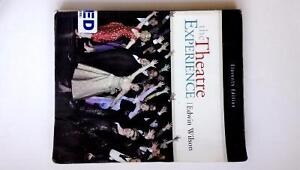 The Theatre Experience 11th Edition by Edwin Wilson
