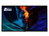 """Philips 50PUT6400 Smart 4K Ultra HD 50"""" LED TV & Wall Bracket and remote ex display"""
