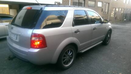 2004 Ford Territory Wagon Duel Fuel ( GAS ) Kew Boroondara Area Preview