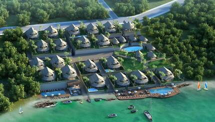 Beachfront developer offers free inspection flights to Vanuatu