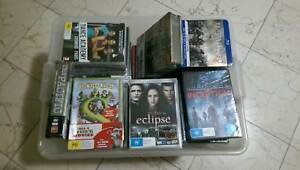 Brand New DVD, Movies, TV Series $2 each and Xbox 360 Games 50c Kensington Eastern Suburbs Preview