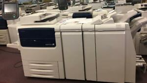 Xerox Color C75 Press Copier with Finisher Fiery Large Capacity Tray Printer Photocopier Copy Machine Copiers printers