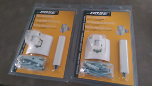 Bose UB-20W speaker brackets new. Wattle Grove Kalamunda Area Preview