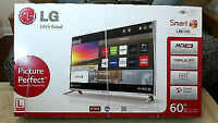 """Brand New 60"""" Lg Smart LED Tv comes with all original accessorie"""