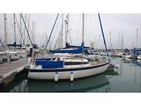 23ft Newbridge Voyager Sailing Yacht