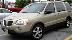 2005 Pontiac Montana SV6, Parts or Repair
