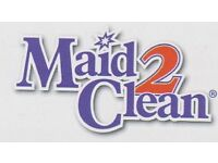 Part-Time Domestic Cleaner Required