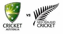 Day 2 Aus v NZ 4 tickets Adelaide CBD Adelaide City Preview