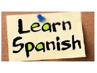Spanish Classes 1 to 1. £ 25 per h. All levels.