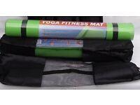 Yoga Mats. Exercise Mat. Gym Mats. Balance Balls