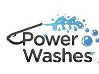 PRESSURE WASHING/DRIVEWAY CLEANING/JET WASHING/ PATIO CLEANING/ ROOF CLEANING/ WHEELIE BIN CLEANING