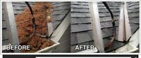 Professional (Eavestrough)Gutter Cleaning.Your Home Will Loveyou