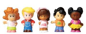 Looking for Little People figures!