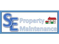 S E Property Maintenance. We are a small team based in the Vale of Glamorgan.