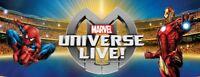 Marvel Universe Live! Hamilton Promo Code PEACHMUL - 2018 at Fir