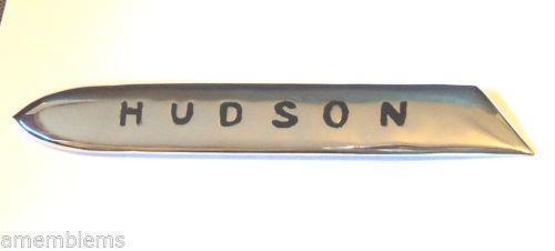 Hudson Emblem
