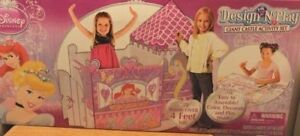 NEW: Disney Princess Design& Play GIANT Castle Activity Set