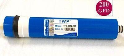 TFC-2012-200 GPD Membrane fits standard reverse osmosis membrane housings(1812)