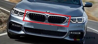 BMW NEW GENUINE 5 SERIES G30 M SPORT FRONT CENTER KIDNEY GRILLE PAIR LEFT RIGHT